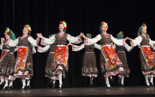 Академичен фолклорен ансамбъл при Национален студентски дом - София