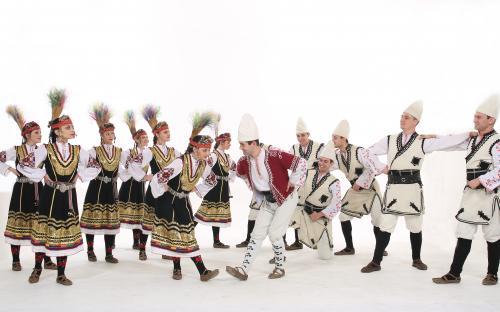 """Национален фолклорен ансамбъл """"Българе"""""""