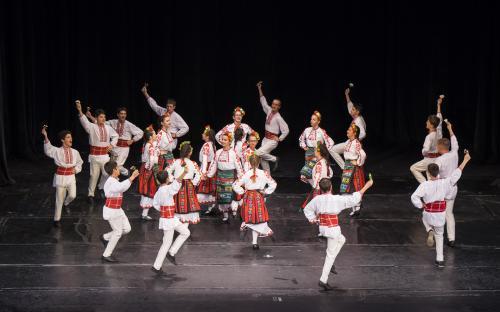 """Детско-юношески танцов ансамбъл """"Еремия"""""""
