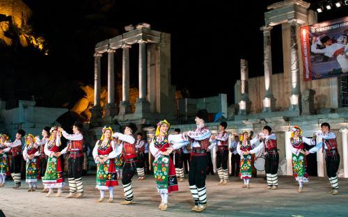Академичен фолклорен ансамбъл  при АМТИИ-Пловдив
