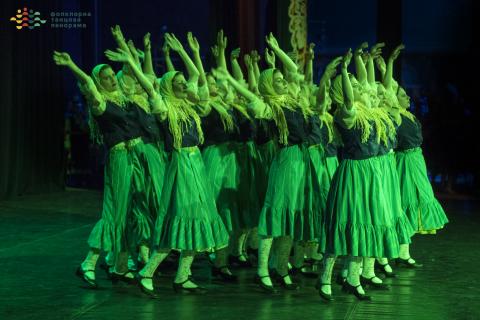 Ансамбъл Балкан на Фолклорна танцова панорама 2018